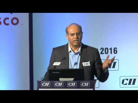 Address by Anil Nair, Managing Director, Country Digitization Acceleration, Cisco Systems