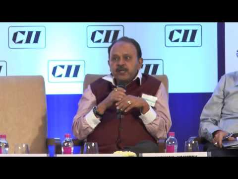 Interaction with the Audience at Panel Discussion I: 'IoT - Transforming Manufacturing'