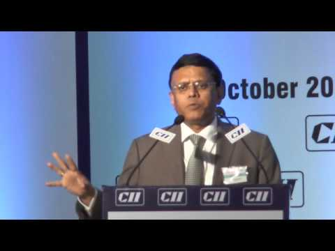 Address by B Thiagarajan, Chairman, CII National Committee on State Level Co-ordination in Agriculture