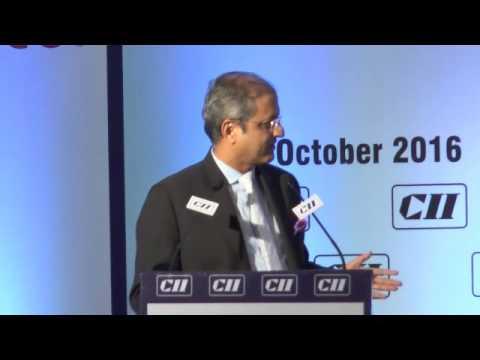 Address by Ninad Karpe, Deputy Chairman, CII (WR) and Managing Director & CEO, Aptech Ltd.