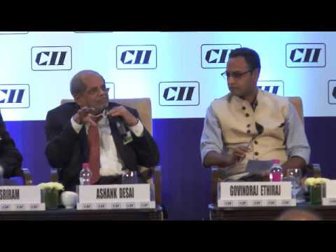 Interaction with the Audience at the Roundtable Discussion: 'IoT - The Game Changer'