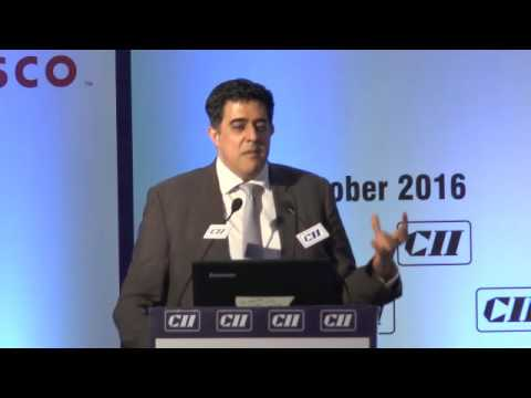 Address by Rajan Navani, Chairman, CII's India@75 Council and Vice Chairman & Managing Director, JetLine Group of Companies
