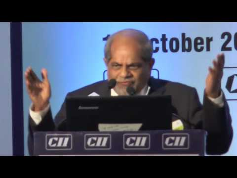 Address by Ashank Desai, Co-Chairman, CII National Committee on H R and Founder and Former Chairman, Mastek Ltd.