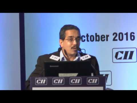 Address by N Sriram, Co-Chair, CII MSME Sub-Committee and President & Director, Endress+Hauser (I) Automation Instrumentation Pvt. Ltd.