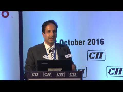 Vote of Thanks by Dinesh Malkani, Chairman, CII Digitizing India Summit 2016