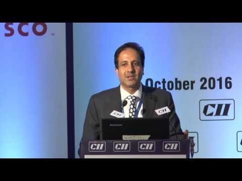 Address by Dinesh Malkani, Chairman, CII Digitizing India Summit 2016