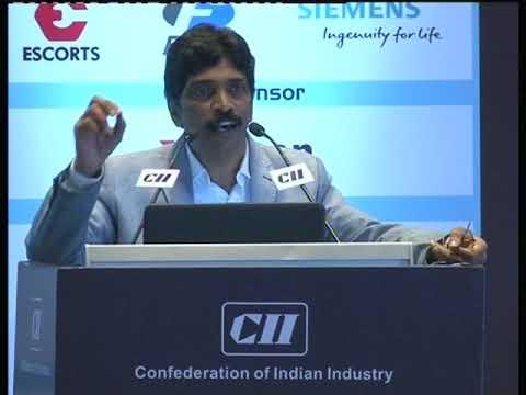 Address by Pratap Hegde, CEO, Telematics4U Services Private Limited (t4u)