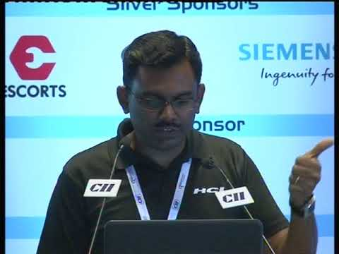 Address by Magesh Srinivasan, Global Sales Director-Connected Car, HCL Technologies