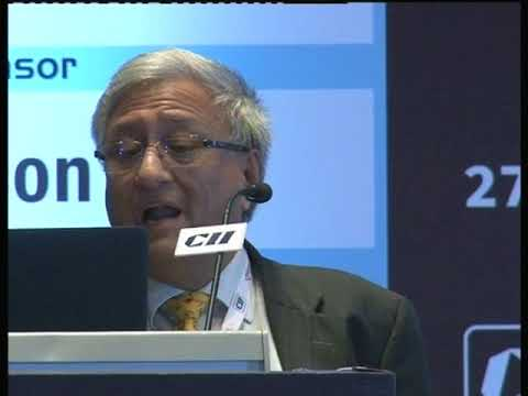 Address by Ashwani Dubey, Chairman, Comau India Pvt. Ltd.