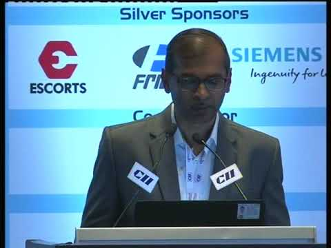 Address by Avinash Chintawar, Vice President, Technical Plant Head-Nashik, Bosch Limited