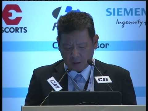 Address by Makoto Yokoyama, Director-Factory Automation & Industrial Division, Mitsubishi Electric India Pvt Ltd.