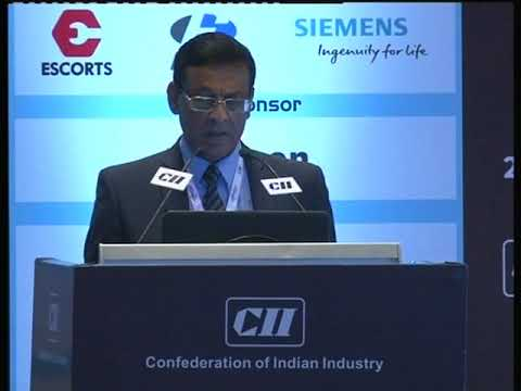 Opening Remarks by Rajiv Gandhi, Conference Chairman & Senior Executive Director-Production, Maruti Suzuki India Ltd.