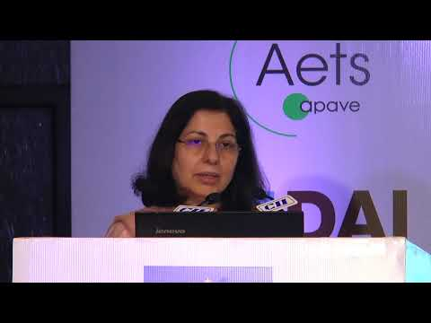 Address by Anju Bhalla, Joint Secretary, Department of Science & Technology, Government of India