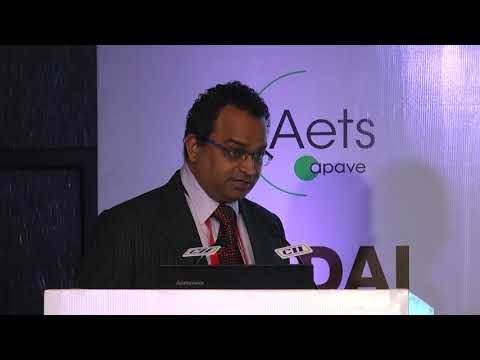 Address by Anand Iyer, Chief Project Manager, National Institute of Urban Affairs