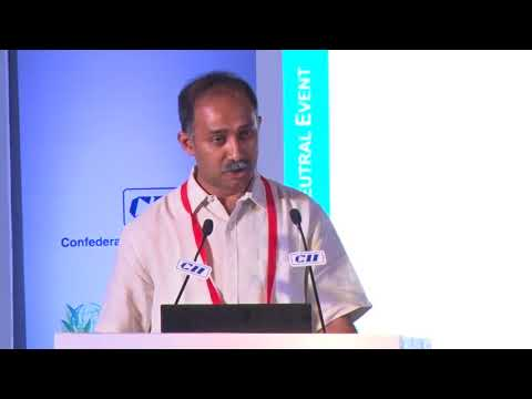 Address by T Rabikumar, Secretary, National Biodiversity Authority