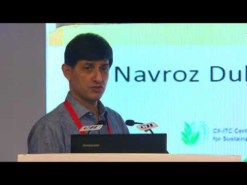 Address by Dr Navroz K. Dubash, Senior Fellow, Centre for Policy Research