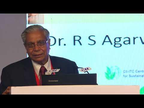 Address by Dr Radhey S. Agarwal, Emeritus Chair, Professor of Mechanical Engineering, IIT-D