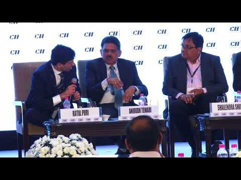 Interaction with the audience  at the Special Plenary Session 5 - Investment ...