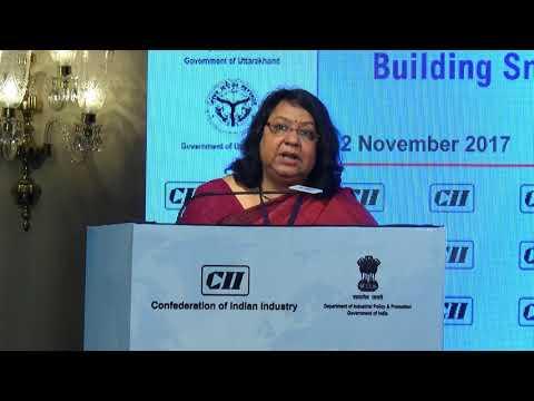 Opening Remarks by Rumjhum Chatterjee, Immediate Past Chairperson, CII Northern Region