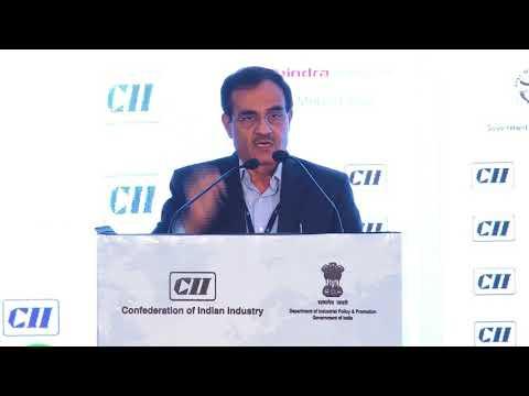 Address by C P Sharma, Managing Director, Daulat Ram Engg Services Pvt. Ltd.