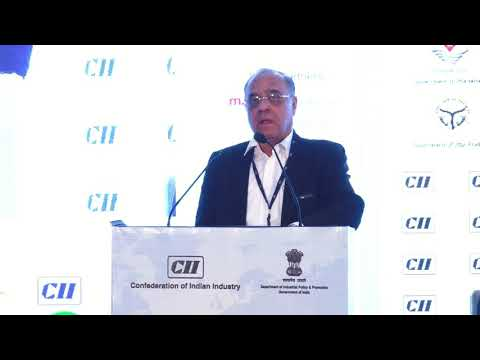 Address by R D Udeshi, President-Polyester Chain, Reliance Industries Ltd.