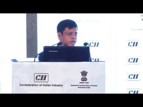 Address by Rakesh K Verma, Secretary-Industries & Commerce, IT and CEO, Punjab Bureau of Investment Promotion