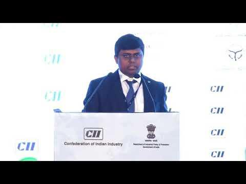 Address by Ranvir Prasad, Managing Director, UP State Industrial Development Corp. Ltd, Govt. of UP