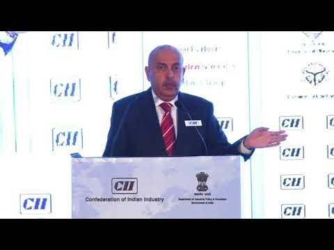 Address by Tarun Kapoor, Additional Chief Secretary-Industries, Government of Himachal Pradesh