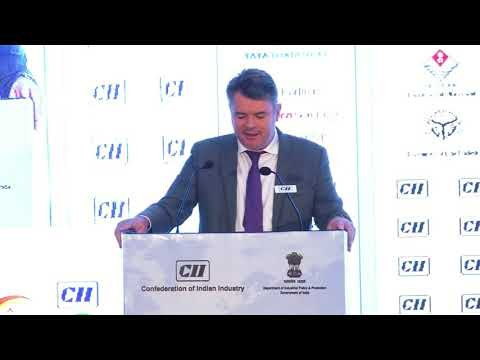 Address by Jean Christophe Letellier, Managing Director, L'Oreal India