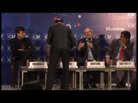 Jamshyd N Godrej, Past President, CII highlights the key aspects of the manufacturing sector