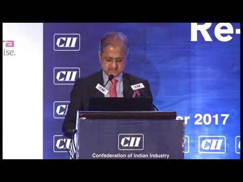 A perspective on ease of doing business reforms by Government of India and CII's initiatives by Ninad Karpe, Chairman, CII WR