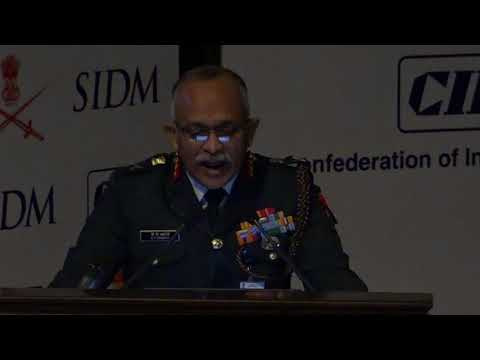 Overview of Contemporary Logistical Challenges in the Indian Army by Lt Gen CP Mohanty, AVSM, SM, VSM, Director General (OL)