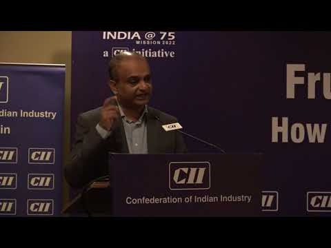 CII Initiatives on Innovation by Dr Gopichand Katragadda, Chairman, CII Task Force on Innovation