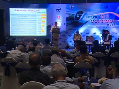 Indian Railways Transformation and Supply Chain Management by Ashok Kumar Verma, Executive Director Railway Stores, Railway Board, Government of India
