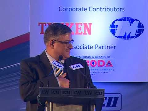 Doing business with Indian Railways: An Industry Perspective by Sandeep Fuller, Chairman, CII ER Task Force on Safety