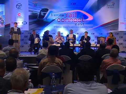 Strengthening the partnership between Industry and Indian Railways: A perspective by Sudipta Mukherjee, Chairman, CII Eastern Region