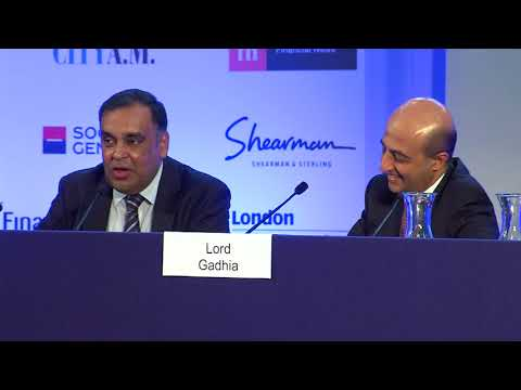 Strengthening India - UK ties: In conversation session between Lord Jitesh Gadhia and HE Mr Y K Sinha, High Commissioner of India