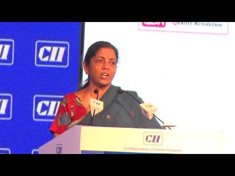 The Government's objective is to make India a hub of defence manufacturing: Ms Nirmala Sitharaman, Minister of Defence