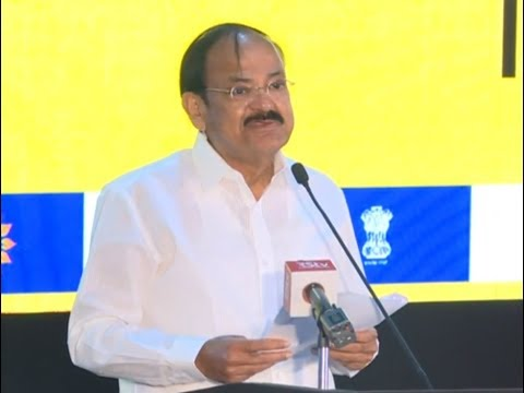 The Partnership Summit is an international forum for investors to meet and understand the opportunities for investments and the challenges: M Venkaiah Naidu, Hon'ble Vice President of the Republic of India