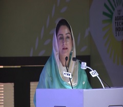 The Growth of the Food Processing Sector will Empower Farmers - Harsimrat Kaur Badal, ...