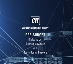 Pre Budget Dialogue on Economic Survey - an Interaction with Industry Leaders