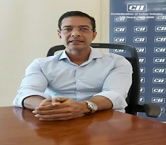 Please Stay Safe from COVID 19: Mehul Mohanka, Chairman, CII West Bengal State Council