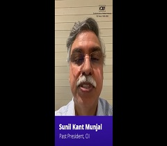 Many of CII's Recommendations Have Been Accepted in Gradually Restarting the Economy: Sunil Kant Munjal, Past President, CII