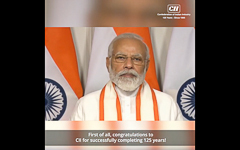 Prime Minister Shri Narendra Modi Shares his Message on CII's Journey of 125 Years and on CII Theme - Getting Growth Back