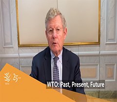 Reforming the WTO System for Improving Multilateral Trade: Message by Jacob Wallenberg, European Round Table for Industry (ERT)