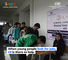 CII Model Career Centres: Employment Made Easy