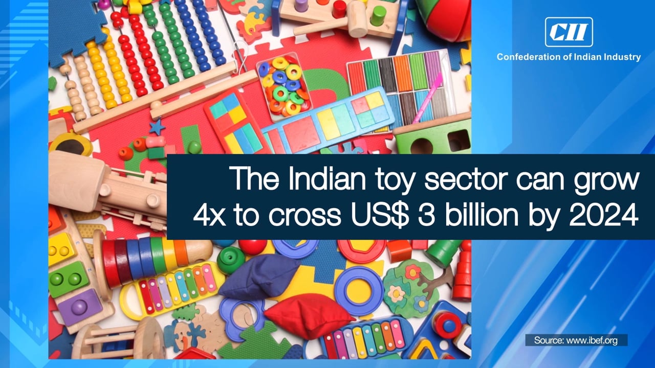 India's Toy Industry – A Fun Business