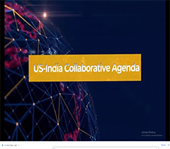 Enhancing India - US Strategic Partnership: Perspective by Mr Chandrajit Banerjee, Director General, CII