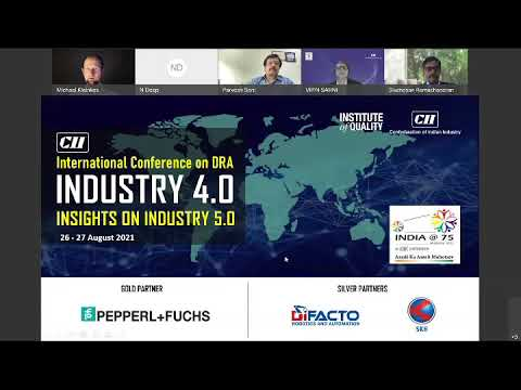 Video of the Inaugural Session: 2nd CII International Conference on DRA -Industry 4.0 & ...