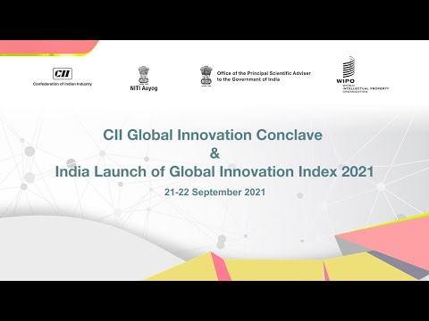 Inaugural Session & India Launch of Global Innovation Index